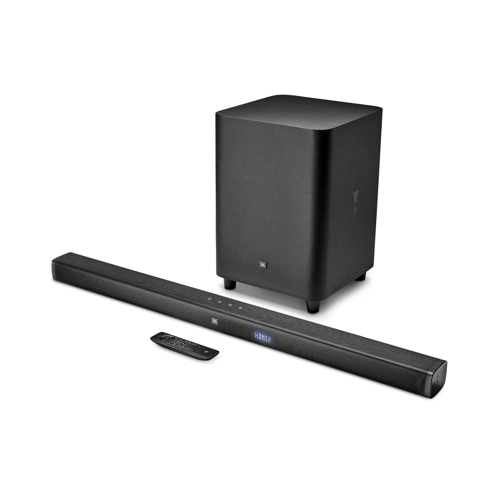 WIN! A JBL Bar 3.1 Soundbar!