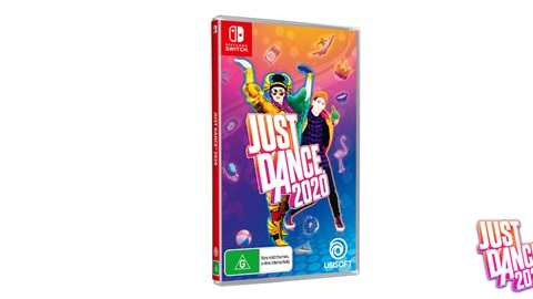K-ZONE JAN'20 JUST DANCE 2020 FOR SWITCH
