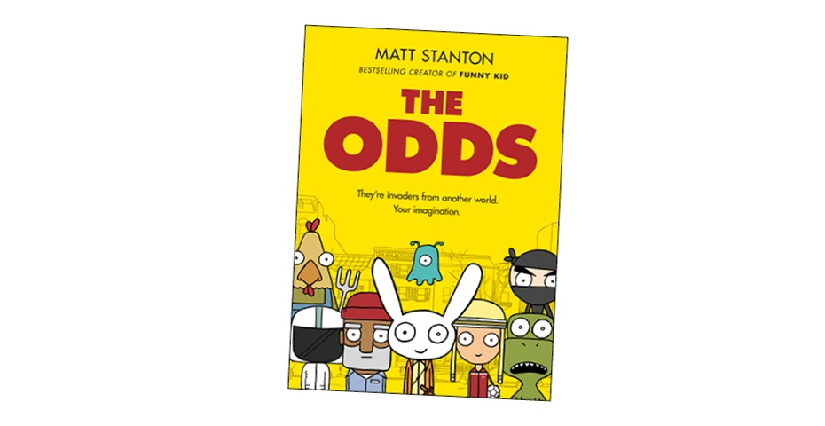 K-ZONE JAN'21 THE ODDS BOOK GIVEAWAY