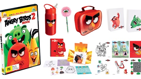 K-ZONE FEB'20 THE ANGRY BIRDS MOVIE 2 BACK TO SCHOOL PACK GIVEAWAY