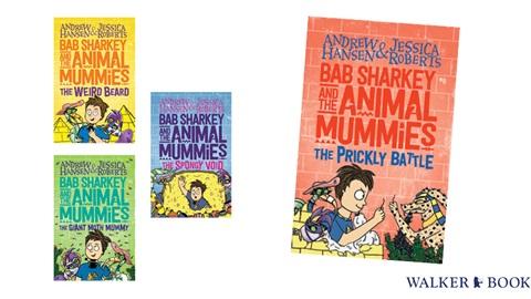 K-ZONE FEB'20 BAB SHARKEY BOOK PACK GIVEAWAY