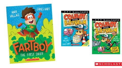 K-ZONE FEB'20 FUNNY ADVENTURE BOOK PACK GIVEAWAY