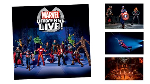 K-ZONE FEB'20 MARVEL UNIVERSE LIVE! 2020 FAMILY PASS GIVEAWAY