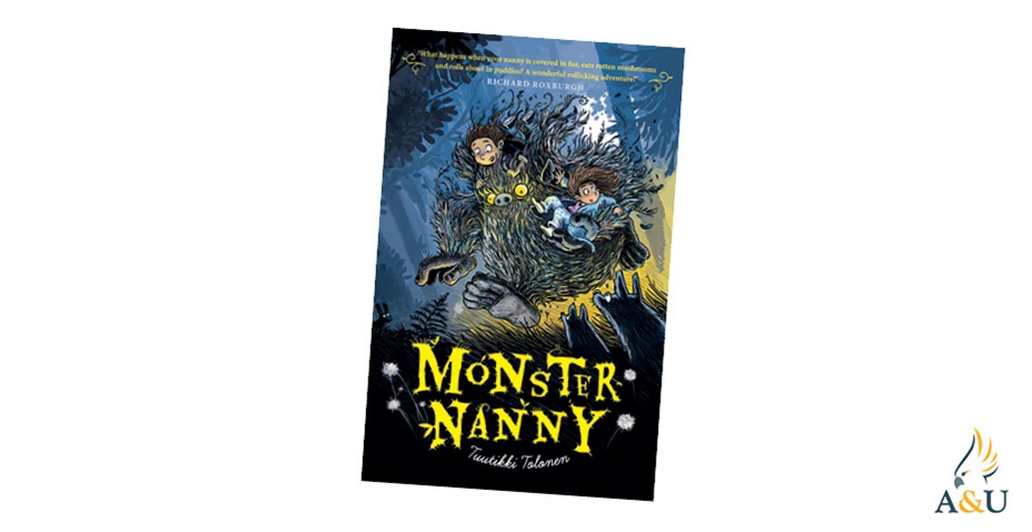 K-ZONE FEB'20 MONSTER NANNY BOOK GIVEAWAY