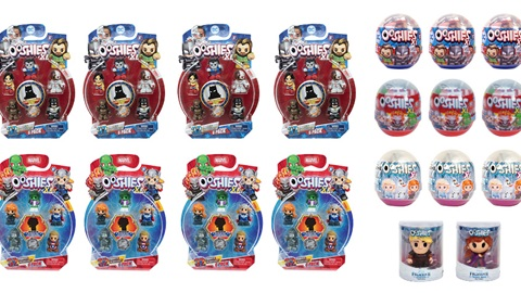 K-ZONE FEB'20 OOSHIES PRIZE PACK