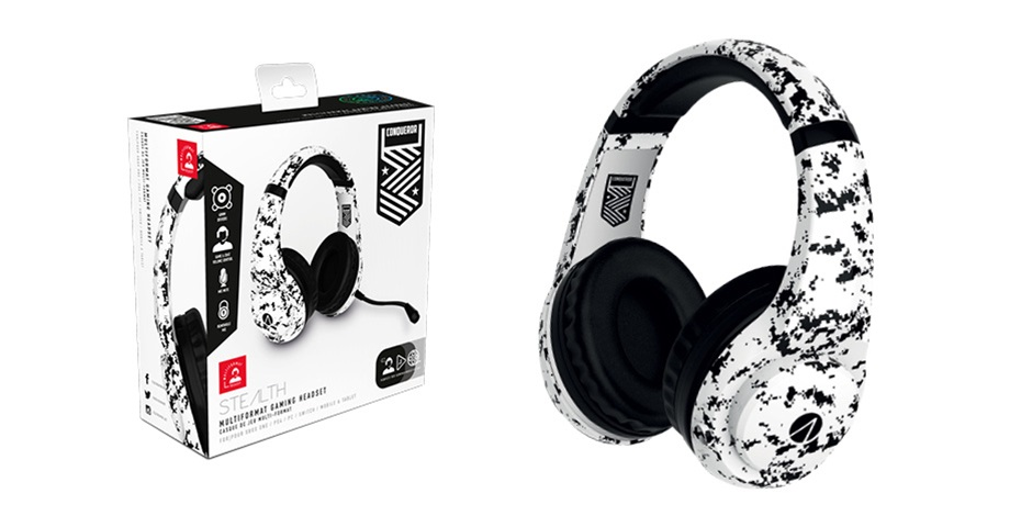 K-ZONE FEB'20 STEALTH XP - CONQUEROR MULTIFORMAT HEADSET GIVEAWAY