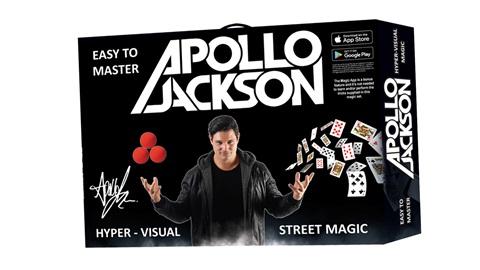 K-ZONE FEB'21 AN APOLLO JACKSON HYPER – VISUAL STREET MAGIC KIT GIVEAWAY