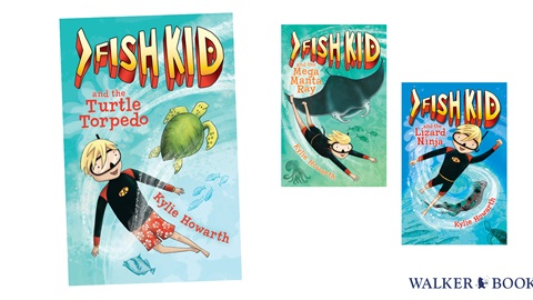 K-ZONE FEB'21 A FISH KID BOOK PACK GIVEAWAY