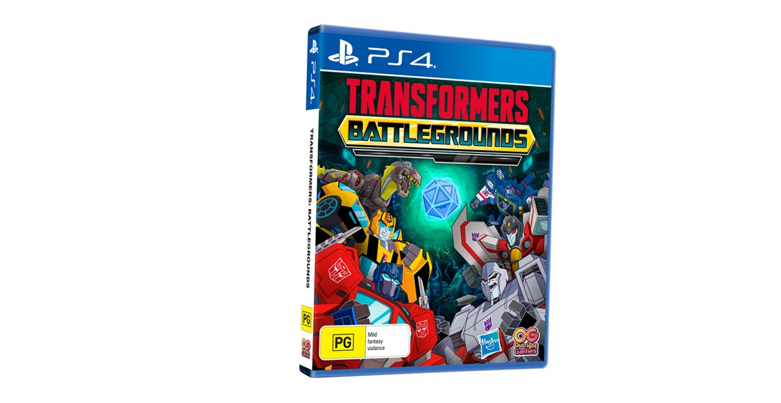 K-ZONE FEB'21 A TRANSFORMERS: BATTLEGROUNDS FOR PS4, SWITCH OR XBOX ONE GIVEAWAY