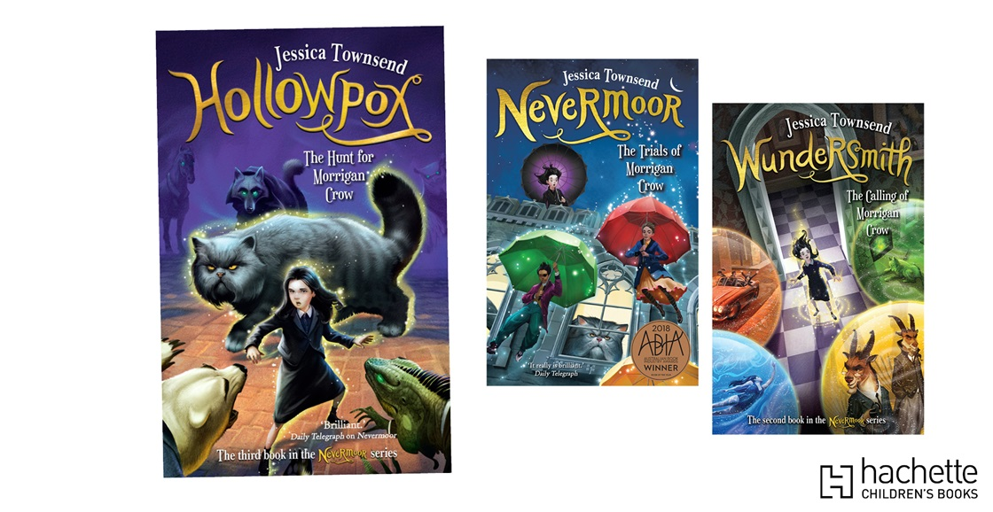 K-ZONE MAR'21 A NEVERMOOR BOOK PACK GIVEAWAY