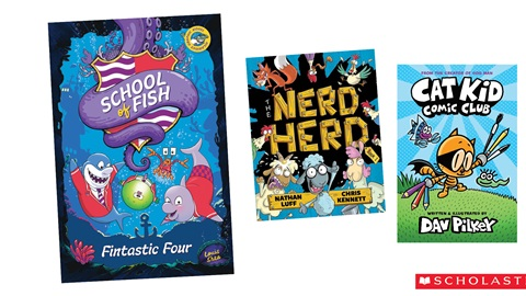 K-ZONE MAR'21 A HILARIOUS BOOK PACK GIVEAWAY