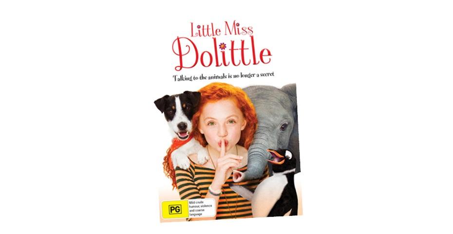K-ZONE APR'20 LITTLE MISS DOLITTLE DVD GIVEAWAY