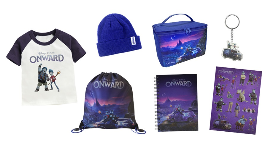K-ZONE APR'20 ONWARD MOVIE MERCH PACK GIVEAWAY