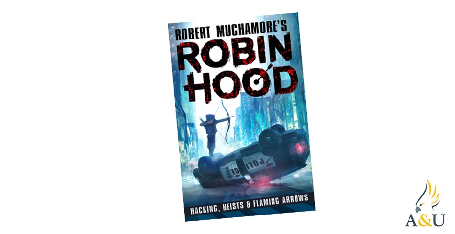 K-ZONE APR'20 ROBIN HOOD: HACKING, HEISTS & FLAMING ARROWS BOOK GIVEAWAY
