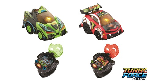 K-ZONE APR'20 VTECH TURBO FORCE RACER GIVEAWAY