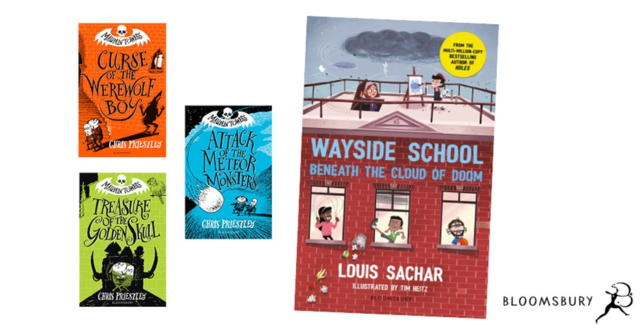 K-ZONE APR'20 FUNNY AND WEIRD BOOK PACK GIVEAWAY