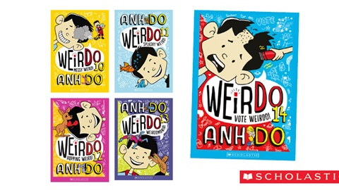 K-ZONE APR'20 WEIRDO BOOK PACK GIVEAWAY