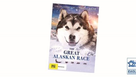 K-ZONE MAY'20 THE GREAT ALASKAN DVD GIVEAWAY