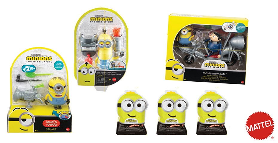 K-ZONE MAY'20 MINIONS: THE RISE OF GRU PRIZE PACK GIVEAWAY