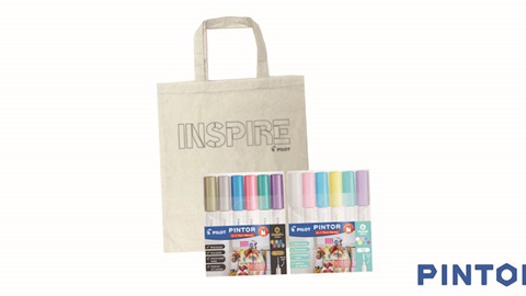 K-ZONE MAY'20 PILOT PINTOR PRIZE PACK GIVEAWAY