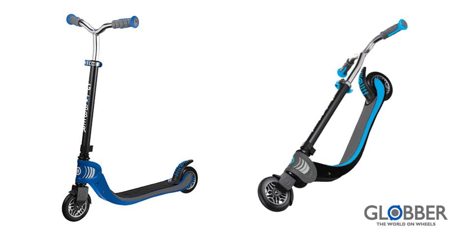 K-ZONE JUN'19 GLOBBER FOLDABLE FLOW 125 SCOOTER