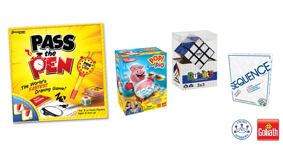 K-ZONE JUN'20 CROWN & ANDREWS AND GOLIATH GAMES PACK GIVEAWAY