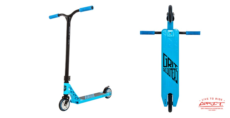 K-ZONE JUN'20 GRIT FLUXX SCOOTER GIVEAWAY