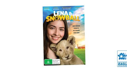 K-ZONE JUN'21 A LENA & SNOWBALL DVD GIVEAWAY