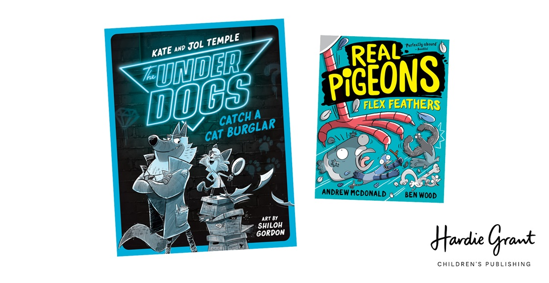 K-ZONE JUN'21 A HILARIOUS CRIME FIGHTING BOOK PACK GIVEAWAY