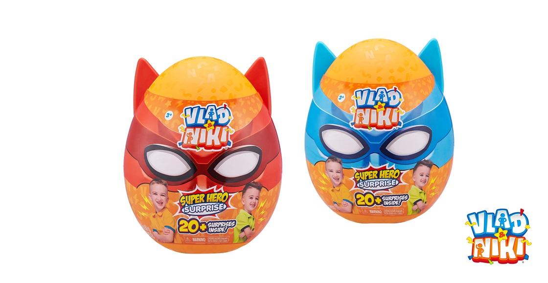 K-ZONE JUN'21 A VLAD & NIKI SUPER HERO SURPRISE PRIZE PACK GIVEAWAY