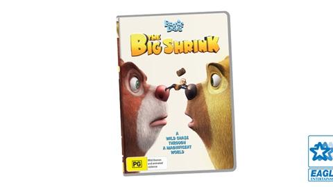 K-ZONE JUL'19 BOONIE BEARS: THE BIG SHRINK DVD GIVEAWAY