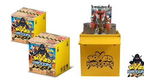 K-ZONE JUL'19 BOXED WARRIORS PRIZE PACK GIVEAWAY