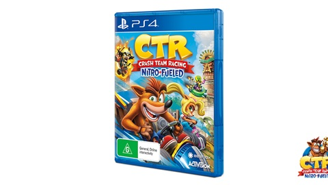 K-ZONE AUG'19 CRASH TEAM RACING PACK GIVEAWAY