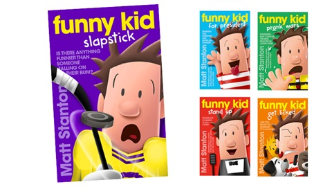 K-ZONE AUG'19 FUNNY KID BOOK PACK GIVEAWAY
