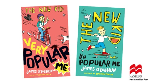 K-ZONE JUL'19 THE NEW KID BOOK PACK
