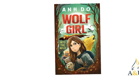 K-ZONE JUL'19 INTO THE WILD: WOLF GIRL BOOK GIVEAWAY