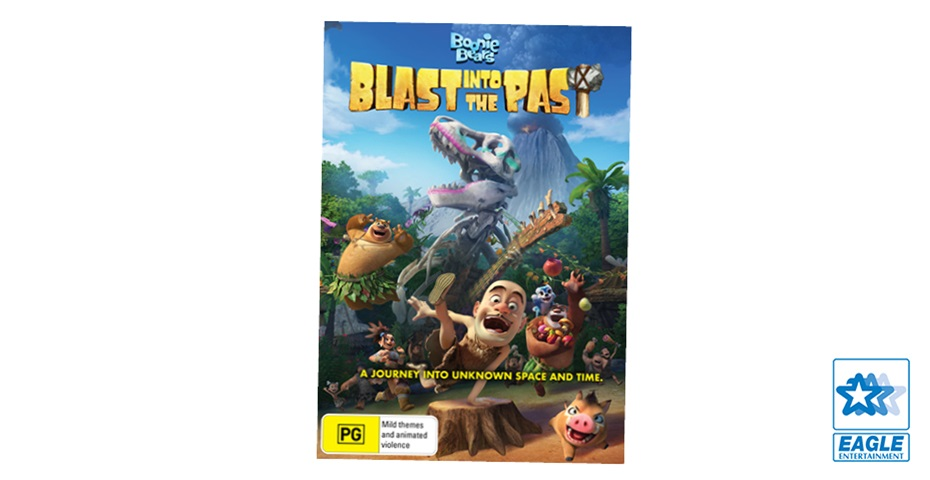 K-ZONE JUL'20 BOONIE BEARS: BLAST INTO THE PACK DVD GIVEAWAY