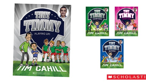 K-ZONE JUL'20 TINY TIMMY BOOK PACK GIVEAWAY