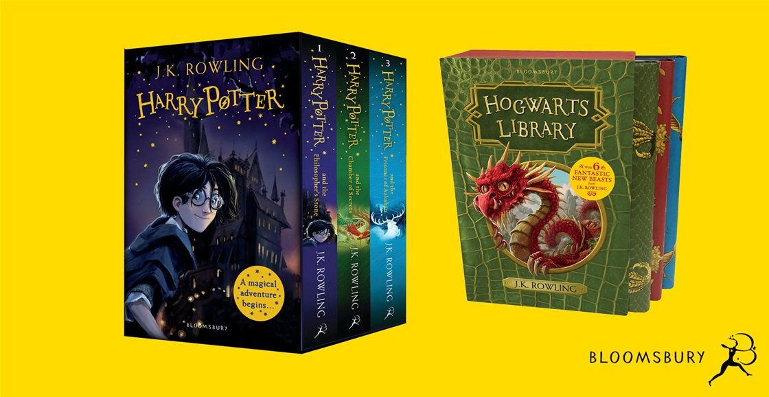 K-ZONE JUL'21 A HARRY POTTER WINTER BOOK PACK GIVEAWAY