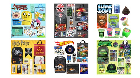 K-ZONE AUG'20 MEGA PRIZE PACK WITH 6 SHOWBAGS GIVEAWAY