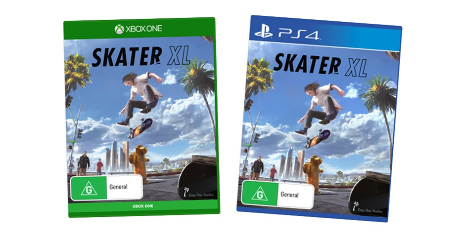 K-ZONE AUG'20 SKATER XL GAME FOR PS4 OR XBOX ONE GIVEAWAY