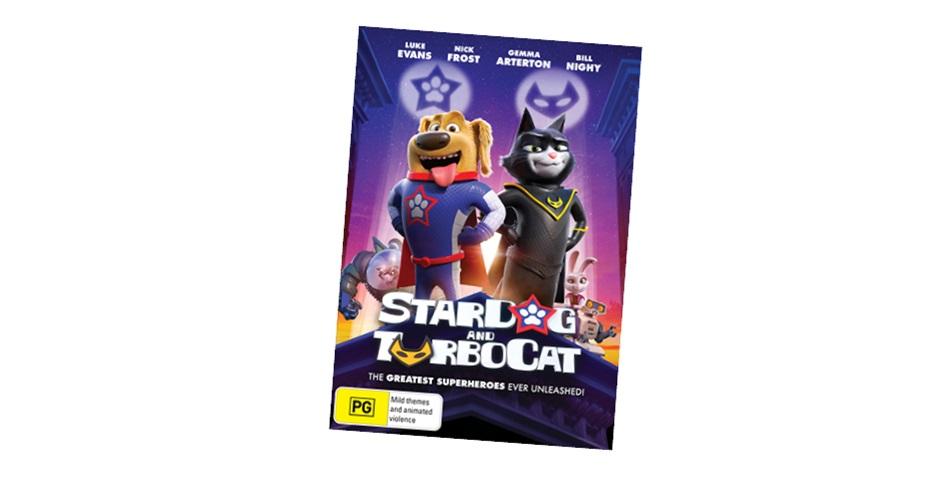 K-ZONE AUG'20 STARDOG AND TURBOCAT DVD GIVEAWAY