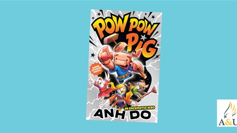 K-ZONE AUG'21 POW POW PIG: AN UNEXPECTED HERO GIVEAWAY