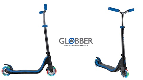 K-ZONE SEP'19 GLOBBER FLOW125 WITH LIGHTS SCOOTER GIVEAWAY