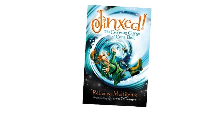K-ZONE SEP'19 JINXED: THE CURIOUS CURSE OF CORA BELL BOOK GIVEAWAY
