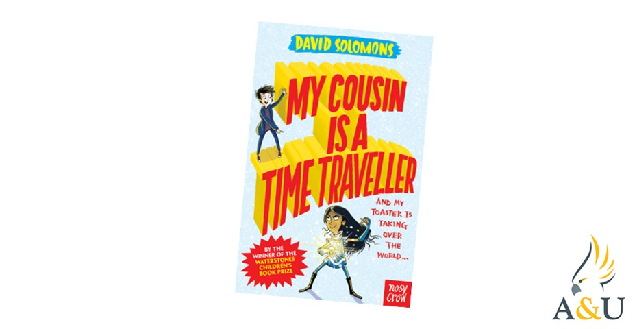 K-ZONE SEP'19 MY COUSIN IS A TIME TRAVELLER BOOK GIVEAWAY