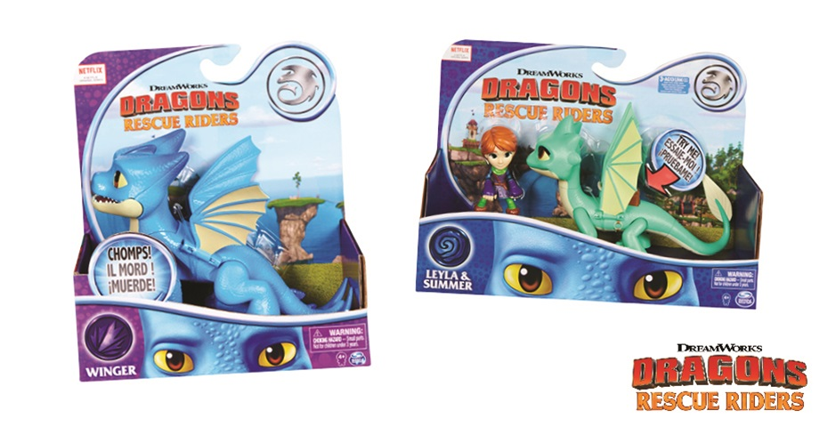 K-ZONE SEP'20 DREAMWORKS DRAGONS RESCUE RIDERS PRIZE PACK GIVEAWAY