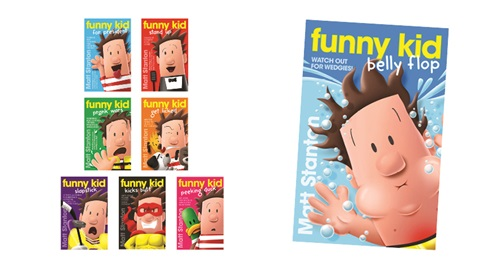 K-ZONE SEP'20 FUNNY KID BOOK PACK GIVEAWAY