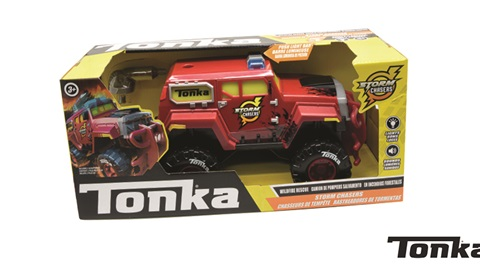 K-ZONE SEP'20 TONKA STORM CHASERS GIVEAWAY
