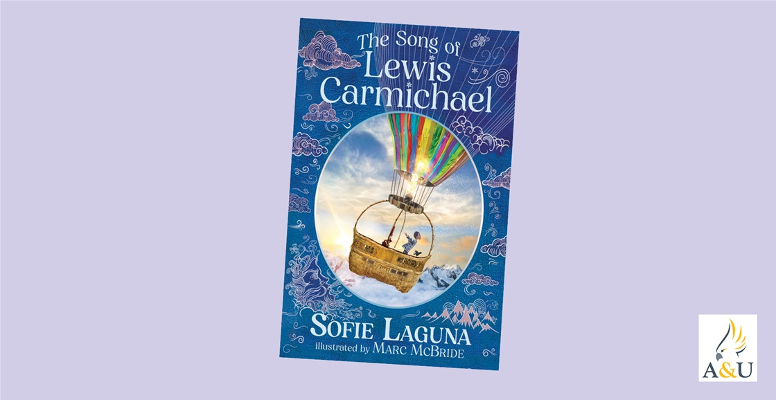 K-ZONE SEP'21 THE SONG OF LEWIS CARMICHAEL BOOK GIVEAWAY